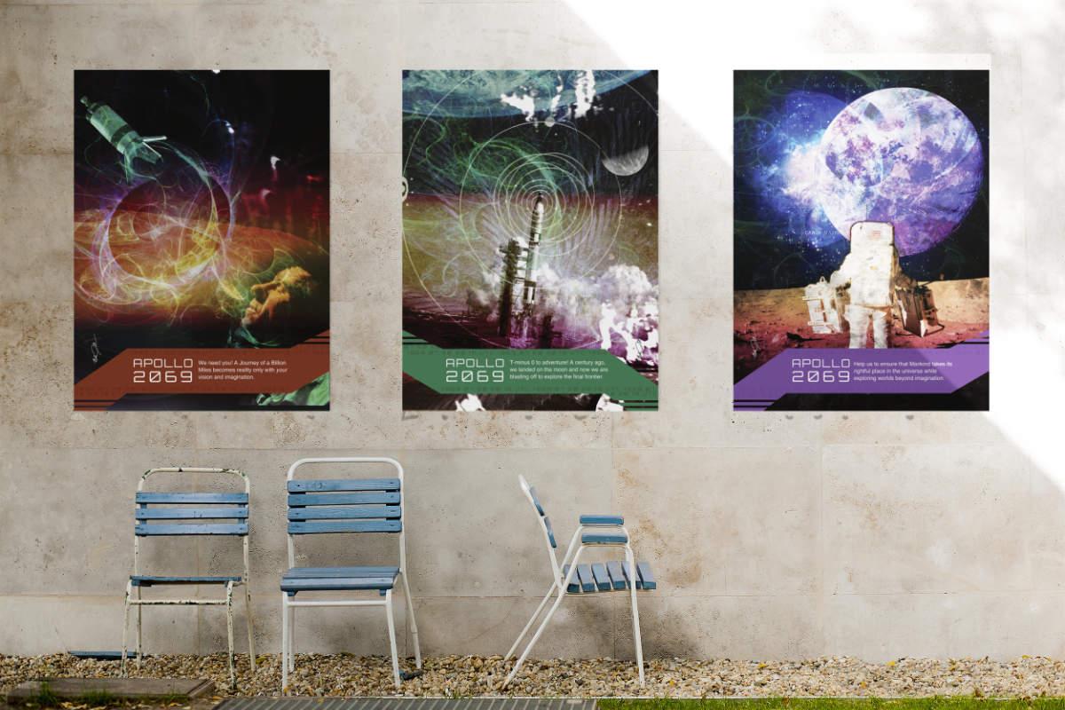 Apollo 2069 Urban Posters Lifestyle 1200