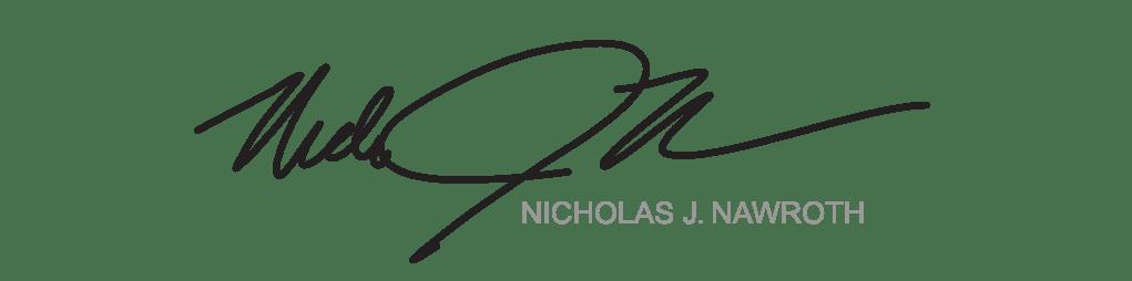 Nicholas J. Nawroth
