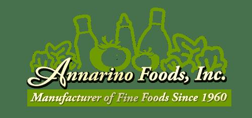 Annarino's Green Icons Logo