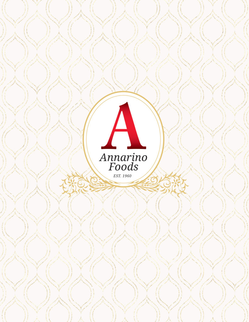 Annarino's Logo with Textured Background