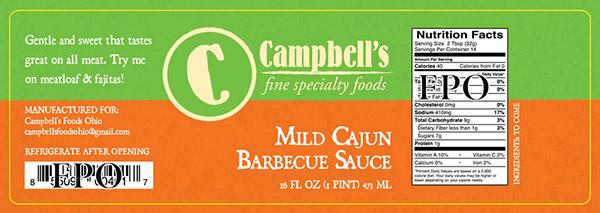 Campbells Fine Foods Label Concepts v3b