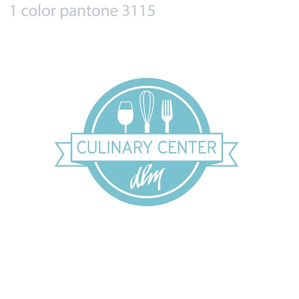 DLM Culinary Center Logo 1C