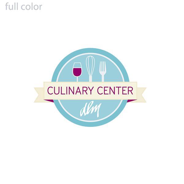 DLM Culinary Center Logo