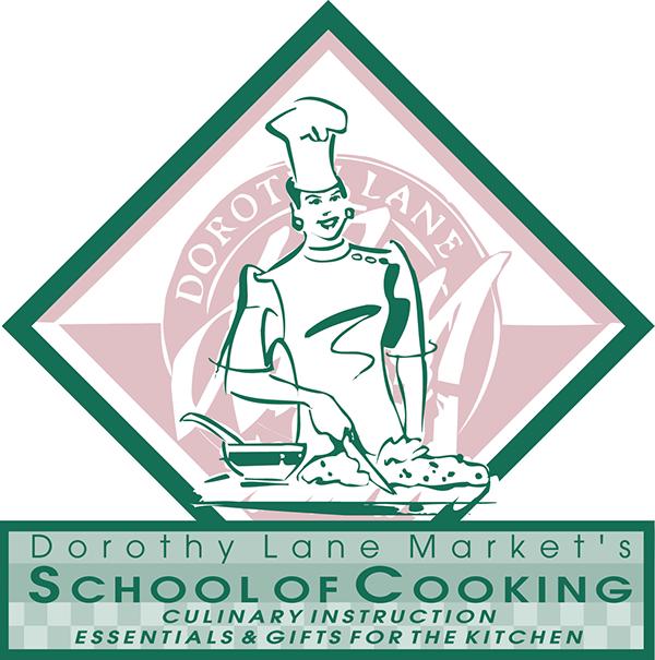 DLM School of Cooking Logo