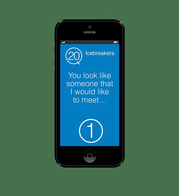 Date Better App Icebreaker Qustion 1