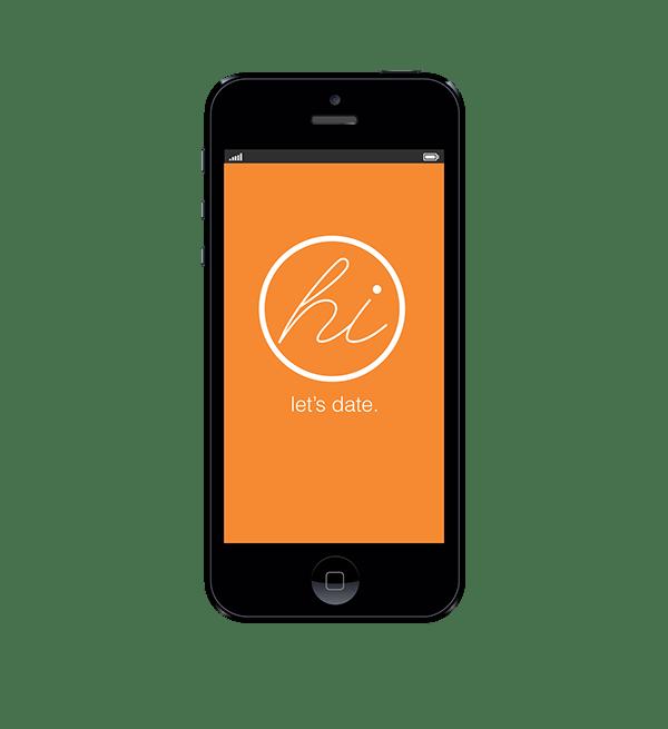 Date Better App Mockup 1
