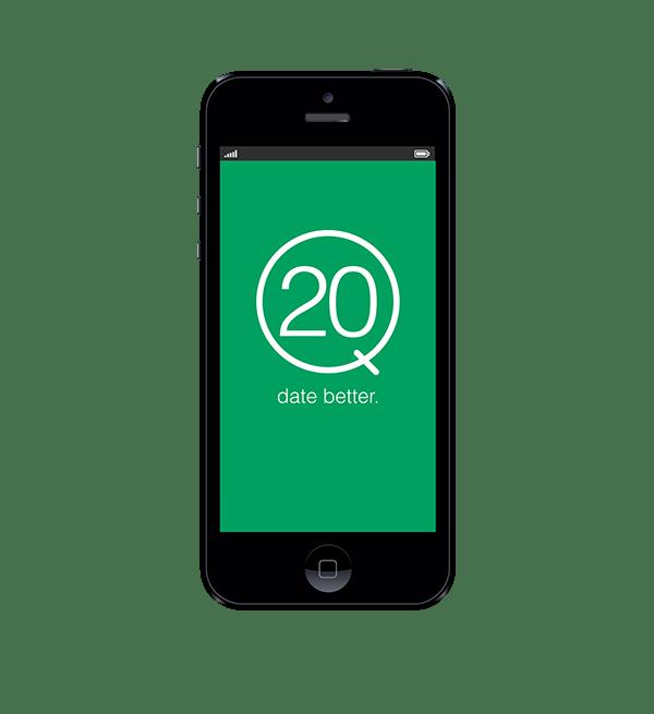 Date Better App Mockup 2