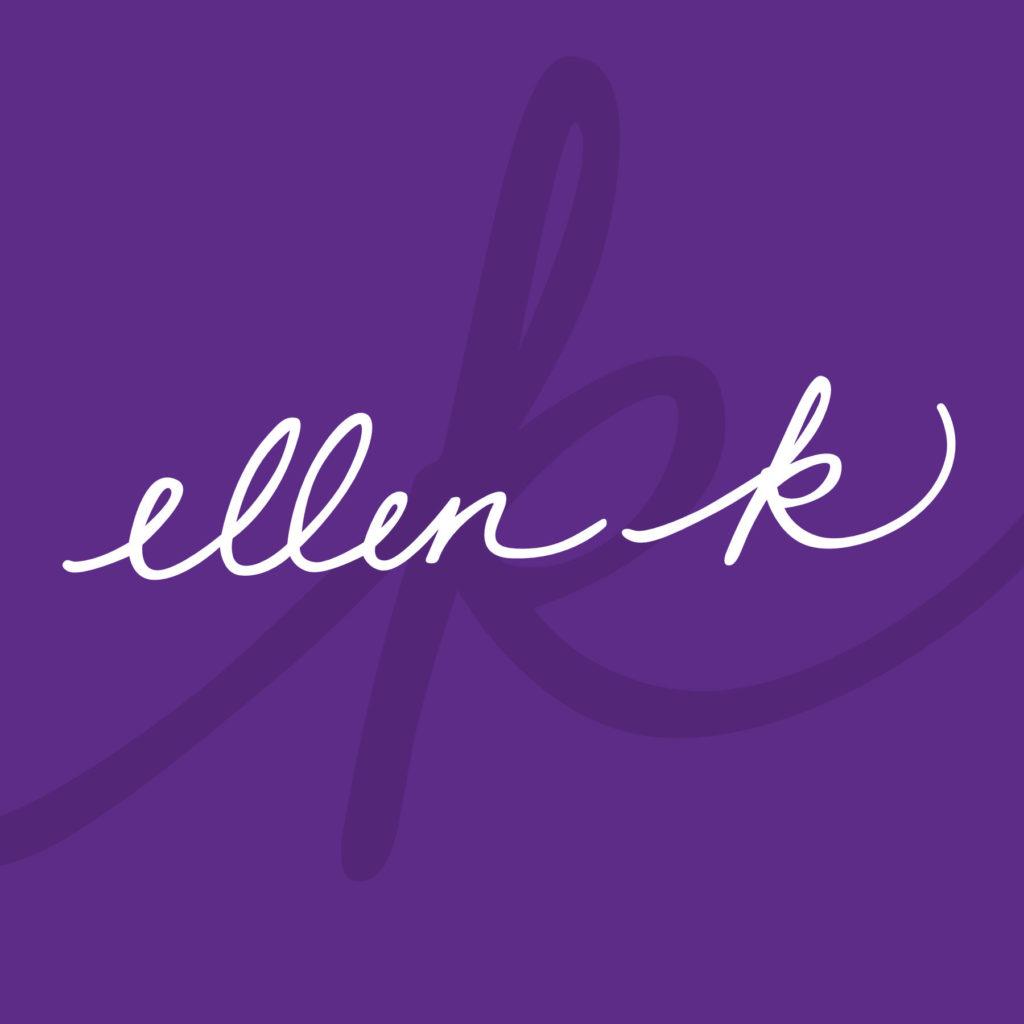 Branding - Ellen K Logo Logo.