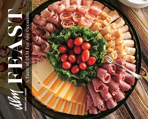 FEAST Party Planning Catalog Cover