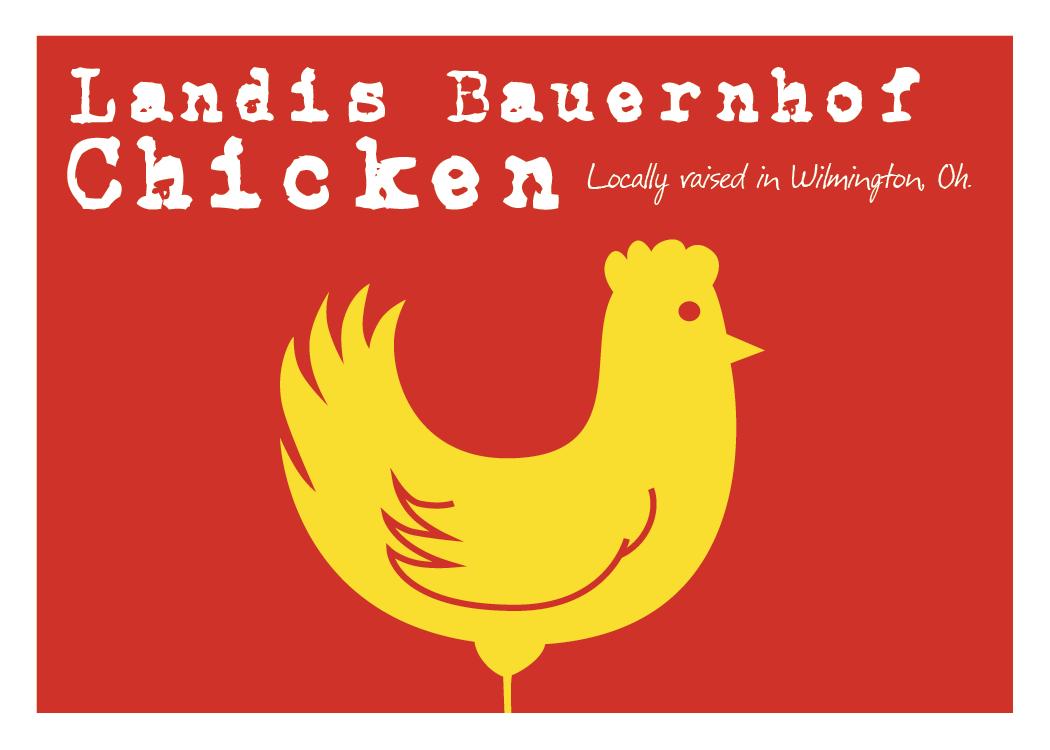 Landis Bauernhof Chicken Label Concepts 5