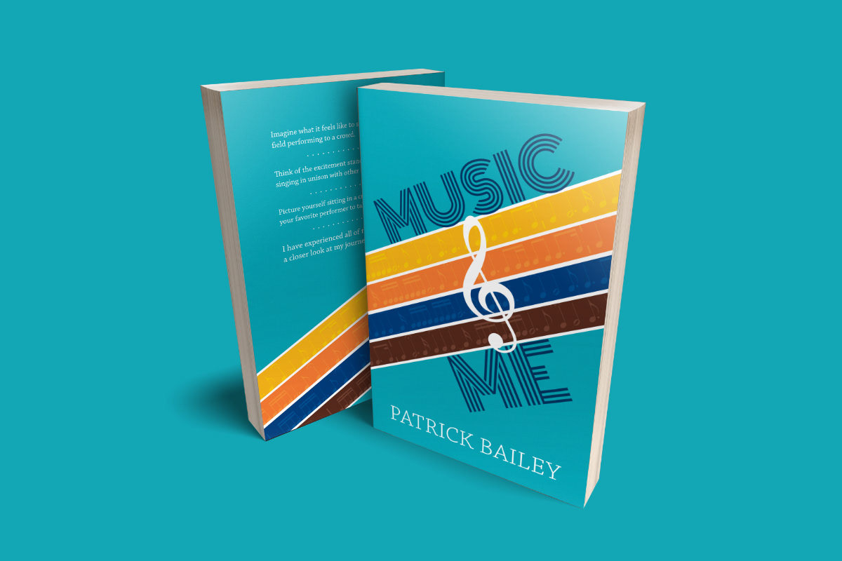 Music Me Book Cover 1