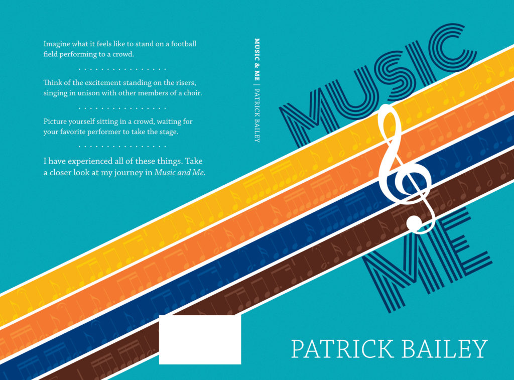 Music Me Book Cover Spread