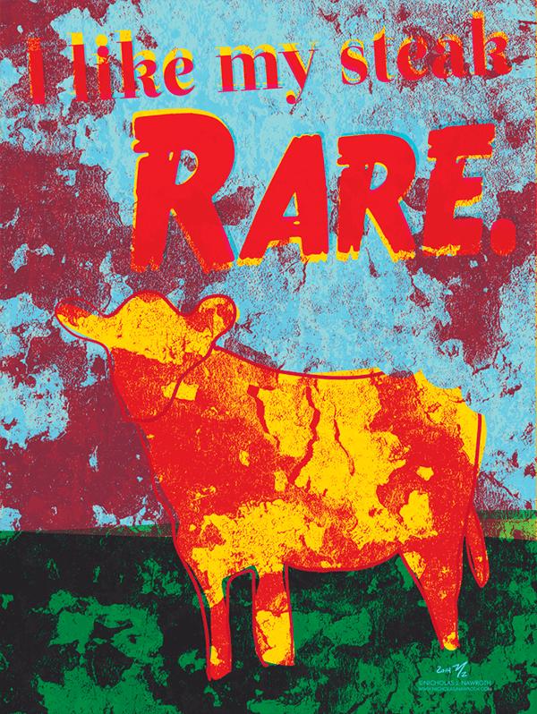 Rare Illustration