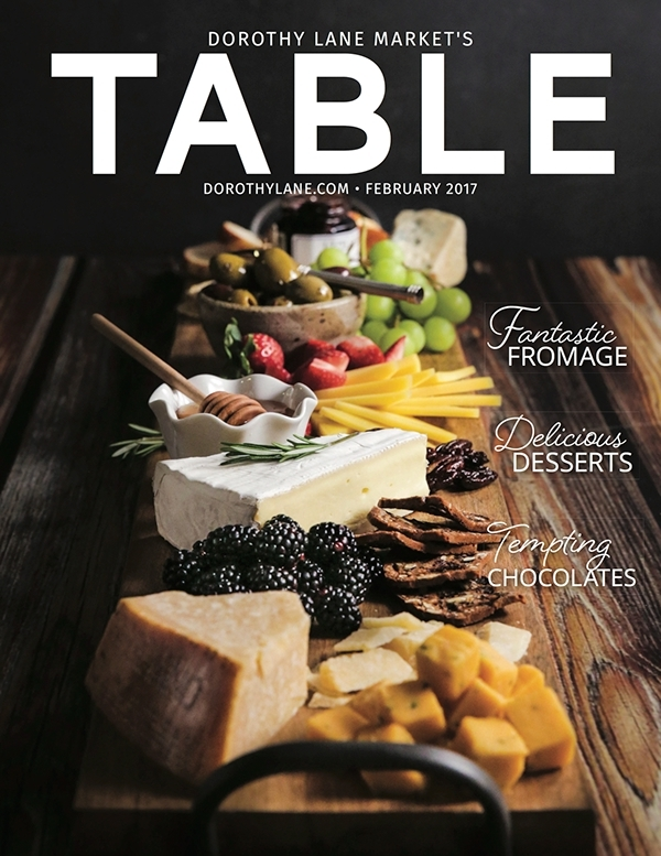 TABLE February 2017 Cover