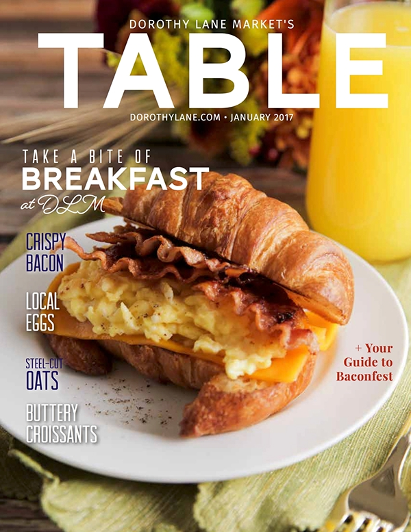 TABLE January 2017 Cover