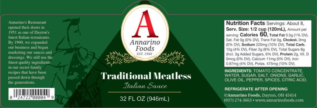 vibrant meatless